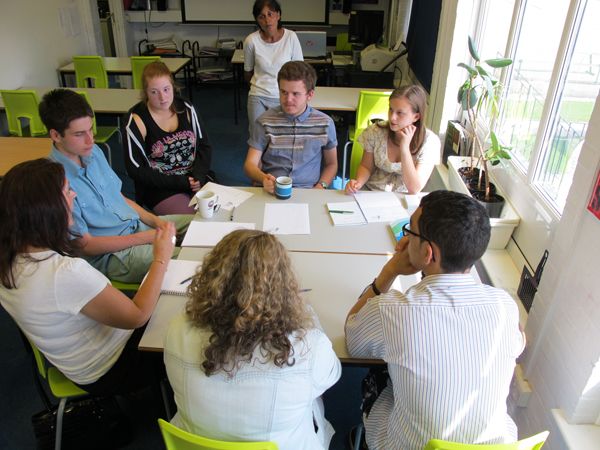 Youth-Council-discuss-the-Frome-Neighbourhood-Plan